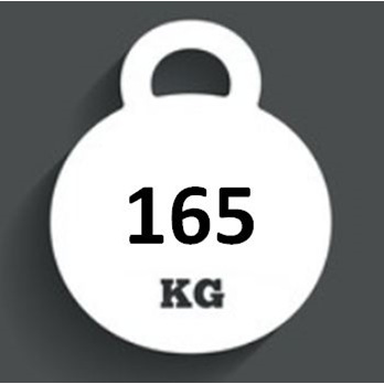 Ballast Weight 165kg