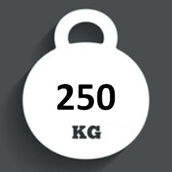 Ballast Weight 250kg