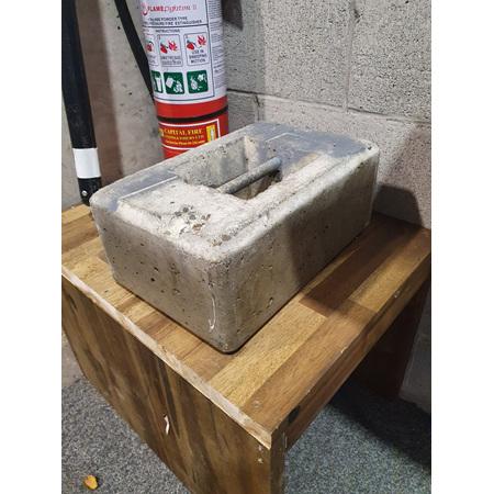 Ballast Weight 25kg