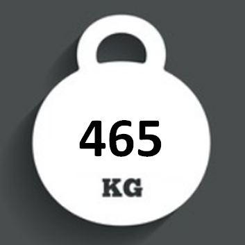 Ballast Weight 465kg