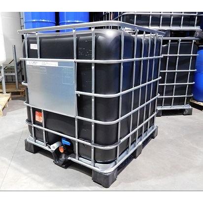 Ballast Weight IBC Tank Water 1060kg Black