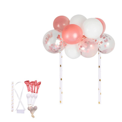 Balloon Cloud Toppers Range