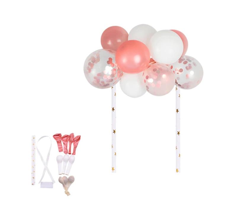 Balloon Cloud Topper- B01