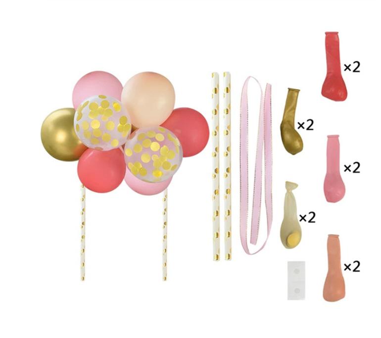 Balloon Cloud Topper - B06