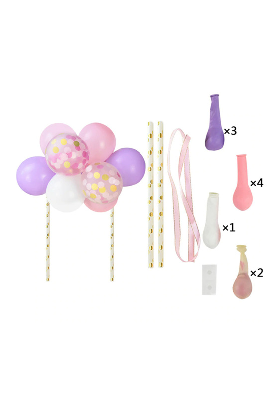 Balloon Cloud Topper - B07