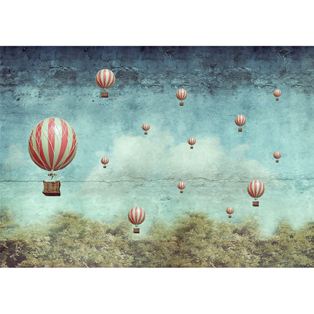 Balloons Decoupage Paper by Mint
