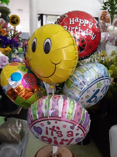 Balloons/Teddys