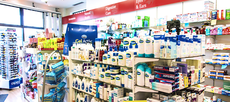 Balmoral Pharmacy - Over the Counter Products