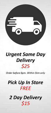Balmoral pharmacy urgent same day delivery