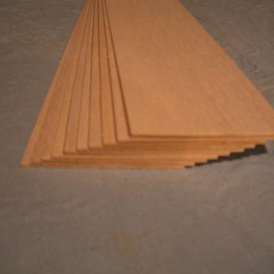 Balsa sheet