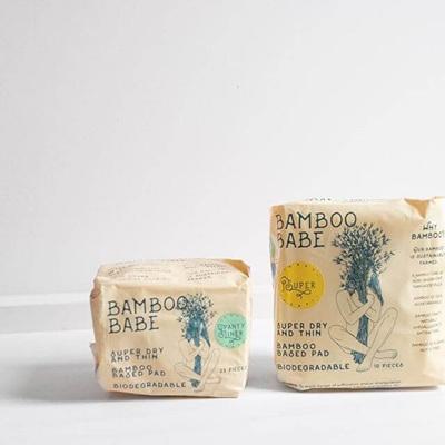 Bamboo Babe Sanitary Products