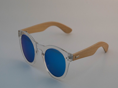 Bamboo Blonde Bamboo Polarised
