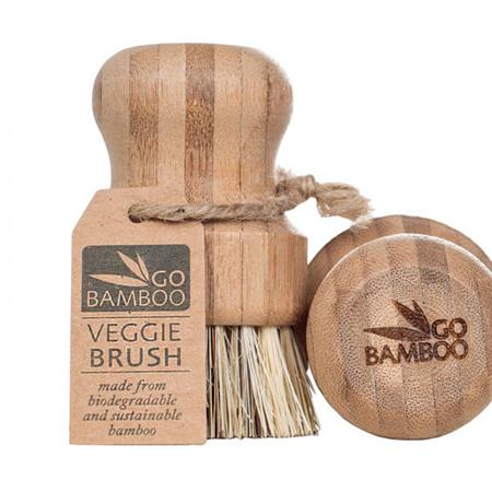 Bamboo Vege Brush - 1