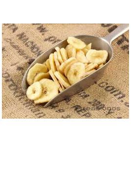 Banana Chips Organic Approx 100g