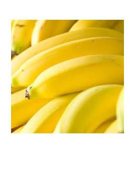 Banana Fairtrade Certified Organic 1kg
