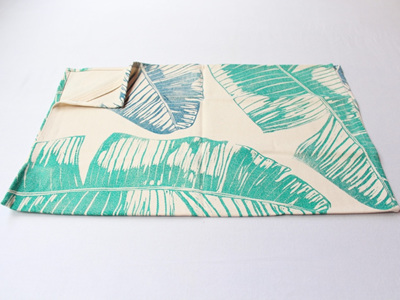 Banana Leaf Tea Towel
