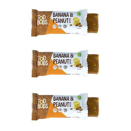 Banana Peanut Butter 50g Bars