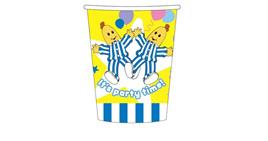 Bananas in pyjamas cups x 8