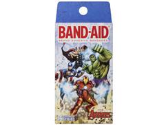Band-Aid Avengers Waterproof Strips 15 Pack