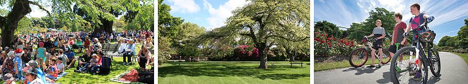 Gore Public Gardens