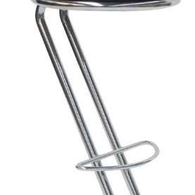 Bar Stool Chrome Frame