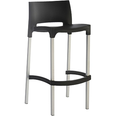 Bar Stool Rick Black