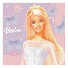 Barbie - Napkins x 16