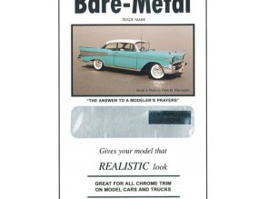 Bare Metal Foil New Improved Chrome (BMF1)
