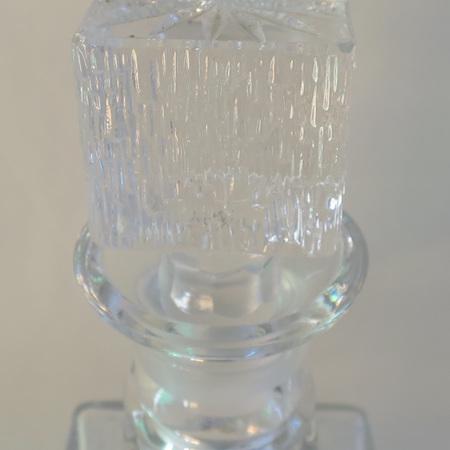 Bark glass