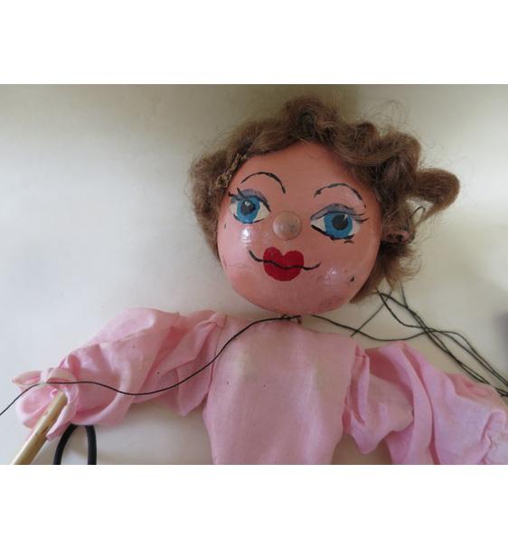Barnsbury Puppet Coco