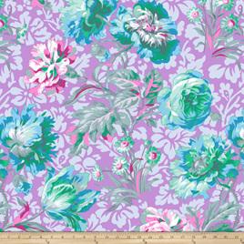 Baroque Floral Lavender