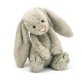 Bashful Bunny- Beige Medium