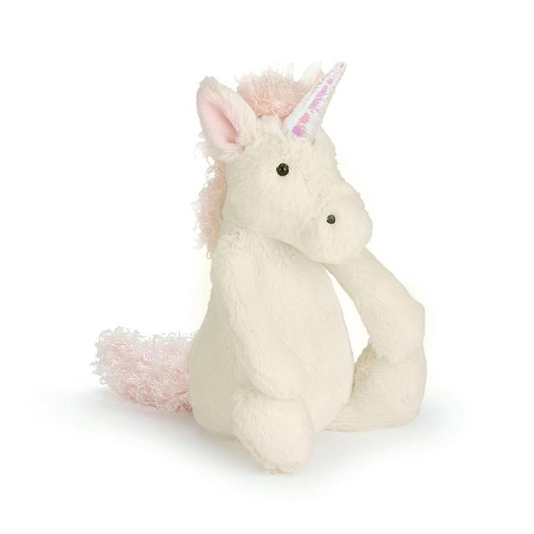 Bashful Unicorn- small