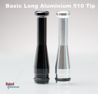 Basic Long Aluminium 510 Tip
