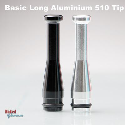 Basic Long Aluminium 510 Tip