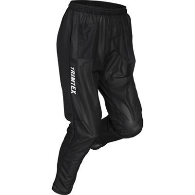 Basic Long O-Pants, Black