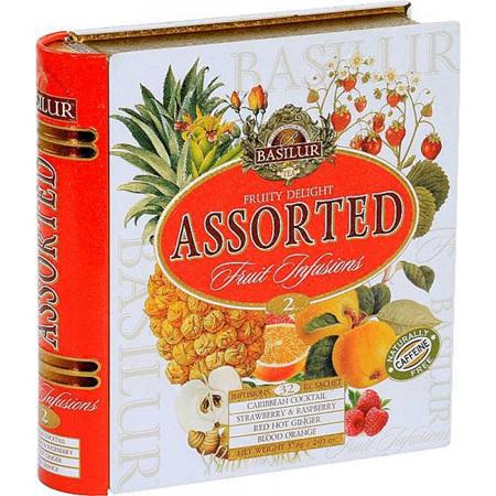 BASILUR TEA BOOK FRUIT INFUSIONS 2
