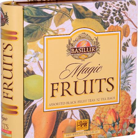 BASILUR TEA BOOK MAGIC FRUITS 32 BAG