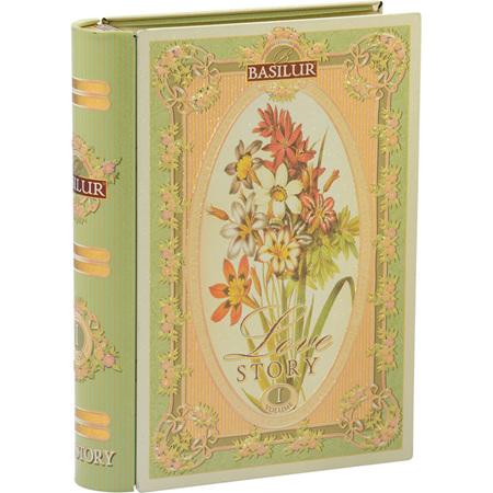 BASILUR TEA BOOK MINI LOVE STORY VOL 1