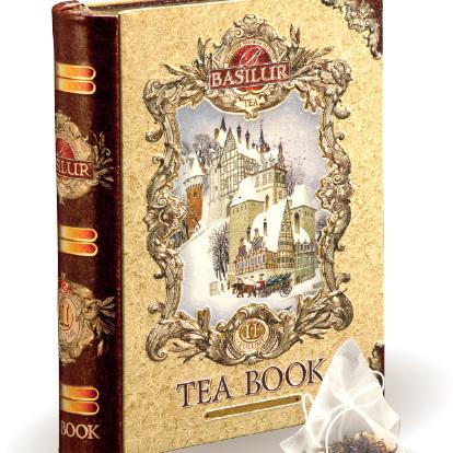 BASILUR TEA BOOK MINI VOL 2 BROWN- 5 bags
