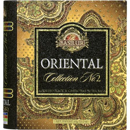 BASILUR TEA BOOK ORIENTAL COLLECTION 2
