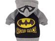 bat dog batman dog costume batman hoodie
