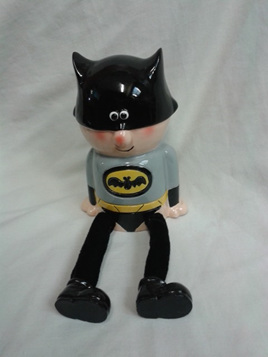 Bat Man Money Box