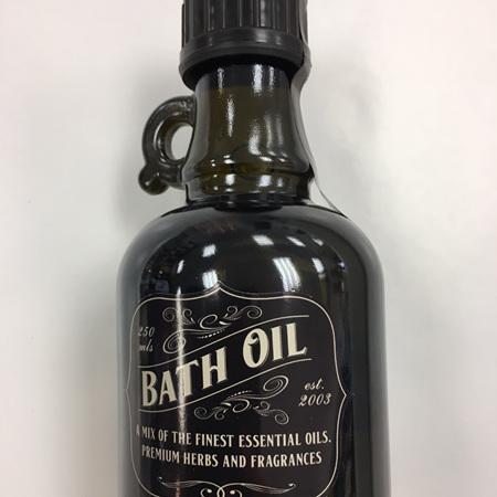 Bath Oil 250mls
