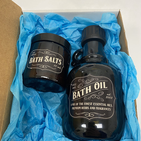 Bath Oil & Salts Gift Pack