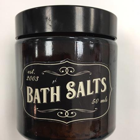 Bath Salts - 50mls