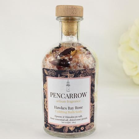Bath Soak Glass Bottle 280g