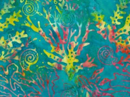 Batik Australia - BA45-209