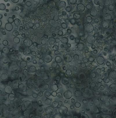 Batik Australia Bubbles Grey BA-463