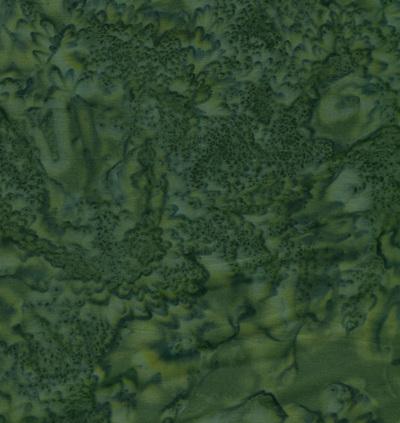 Batik Australia Dark Green T-40